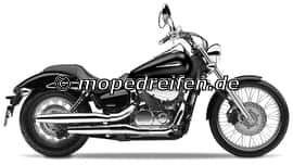 VT 750 C2 SHADOW SPIRIT AB 2007