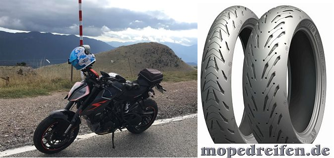 Michelin Road 5 mopedreifen.de
